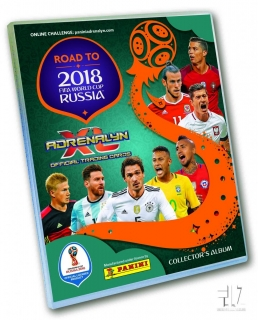 ROAD TO WORLD CUP RUSSIA 2018 - ORIGINÁL ALBUM