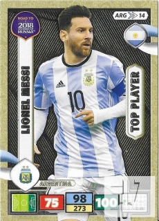 RW.C.18 Top Player - Messi