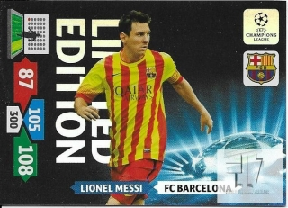 CH.L.13/14 Limited Edition - Messi
