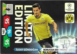 CH.L.13/14 Limited Edition - Gundogan
