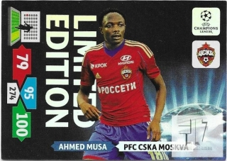 CH.L.13/14 Limited Edition - Musa
