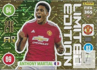 F.21 Limited Edition - Martial