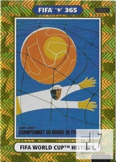 F.21 FIFA WORLD CUP HISTORY - Switzerland 1954