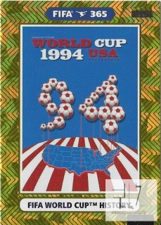 F.21 FIFA WORLD CUP HISTORY - USA 1994