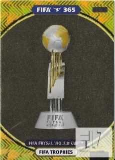 F.21 FIFA TROPHIES - Futsal WORLD CUP