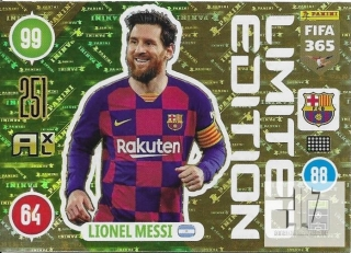 F.21 Limited Edition - Messi