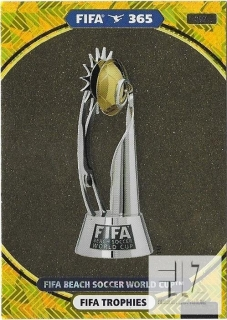 F.21 FIFA TROPHIES - Beach Soccer WORLD CUP