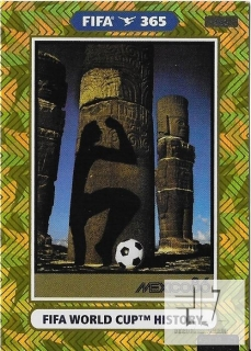 F.21 FIFA WORLD CUP HISTORY - Mexico 1986