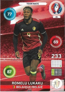 EU.16 Team Mate - Lukaku