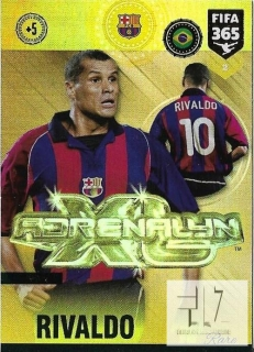 F.19 Legend - Rivaldo