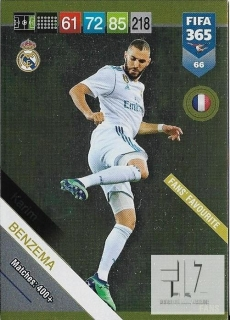 F.19 Fans Favourite - Benzema