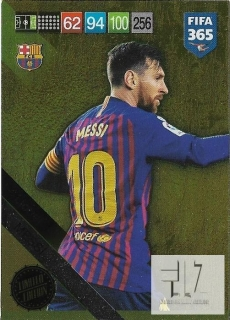 F.19  Limited Edition - Messi