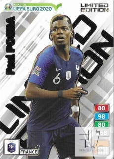 REU.20  Limited Edition - Pogba