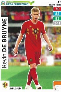 REU.20 Team Mate - De Bruyne