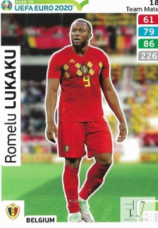 REU.20 Team Mate - Lukaku