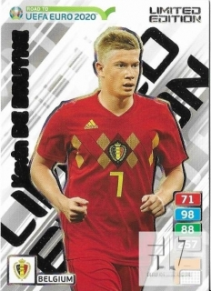 REU.20  Limited Edition - De Bruyne
